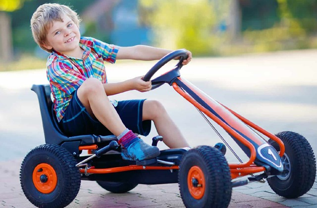 Pedal Go kart for Your Kid