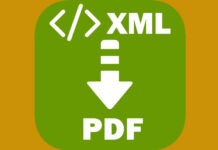 Converting XML to PDF